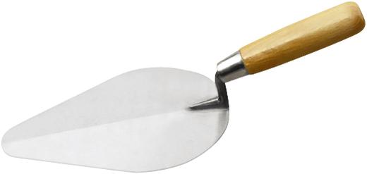 Кельма Кедр Овал (160 мм) овал нержавеющая сталь