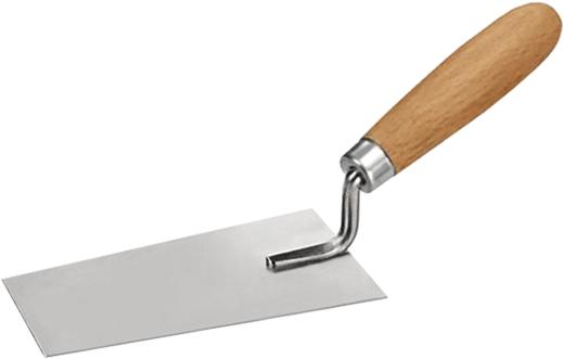 Кельма Кедр Трапеция (200 мм) трапеция нержавеющая сталь