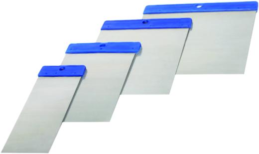 Набор шпателей Color Expert (50, 80, 100, 120 мм) металл