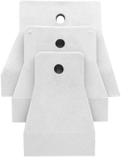 Набор шпателей Промис 888 (40, 60, 80 мм) резина