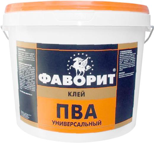 Фаворит ПВА Универсальный клей (10 кг)