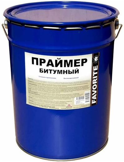 Фаворит праймер битумный (20 л)