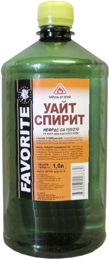 Фаворит С4 155/210 уайт-спирит нефрас