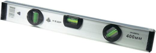 Уровень Кедр (2 м) коробочный алюминий