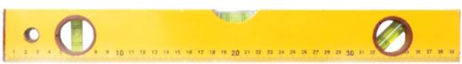 Уровень Hobby Yellow (800 мм) коробчатый