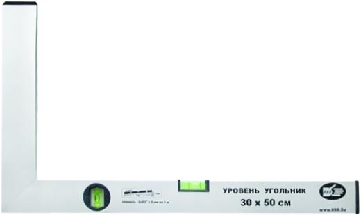 Уровень угольник Промис 888 (500 * 300 мм) угол алюминий