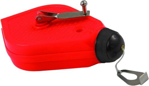 Рулетка с красящим шнуром T4P пластмасса