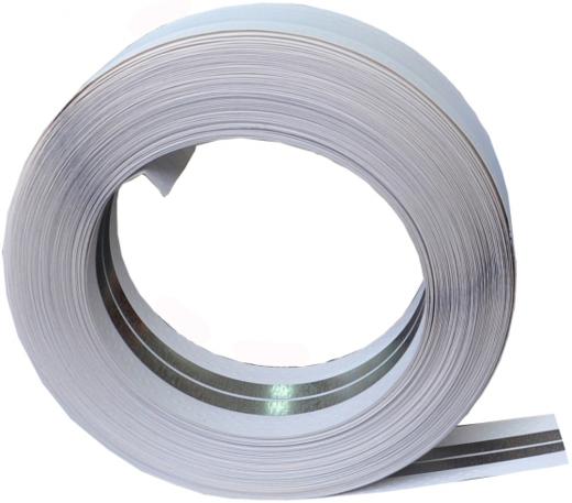 Лента углозащитная металлизированная Флексибл Корнер Тейп (50 мм*30 м)