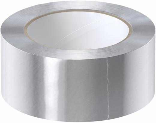 Скотч металлизированный Пром Строй Автоматика (50 мм*50 м)