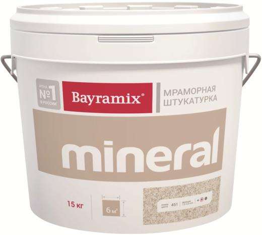 Bayramix Mineral мраморная штукатурка