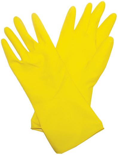 Перчатки Бибер (L) латекс