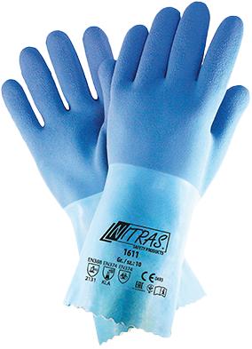 Перчатки Nitras Blue Power Grip