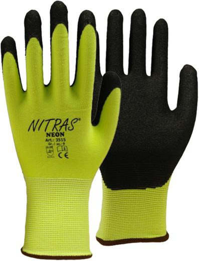 Перчатки Nitras Neon