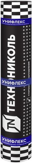 Технониколь ЭПП Унифлекс П рулонный гидроизоляционный наплавляемый материал (1*10 м 3.74 кг/м2)