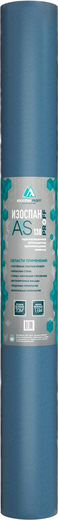 Изоспан Proff AS 130 гидроизоляционная ветрозащитная паропроницаемая мембрана (1.6*43.75 м)