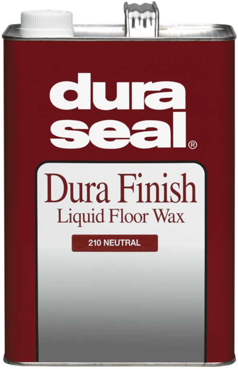 Duraseal Dura Finish DS 210 Neutral масло-воск (3.785 л)