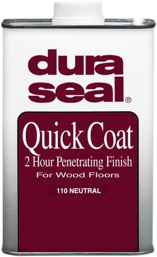Duraseal Quick Coat масло специальное быстросохнущее для пола (946 мл) вишня