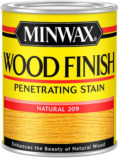Minwax Wood Finish декоративная защитная пропитка-морилка для дерева на основе масла