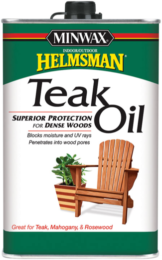 Minwax Helmsman Teak Oil тиковое масло (946 мл)