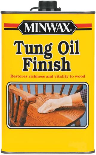 Minwax Tung Oil Finish тунговое масло
