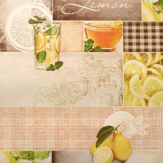 Elysium Лимон 99304 обои виниловые на бумажной основе