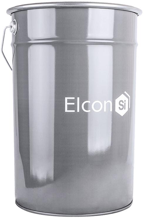 Elcon КО-8101 термостойкая эмаль (25 кг) серебристо-серая от -60°С до +600°С