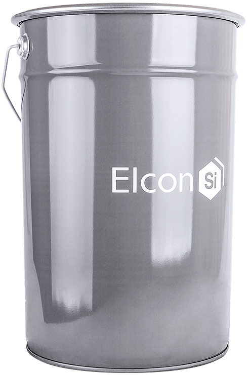Elcon КО-168 фасадная эмаль (25 кг) синяя