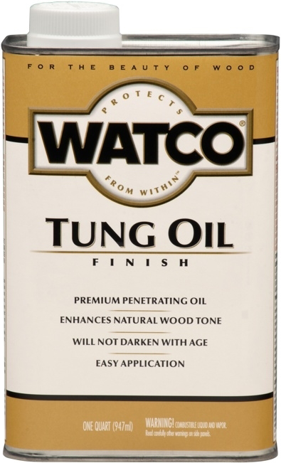 Rust-Oleum Watco Tung Oil Finish тунговое масло (946 мл)