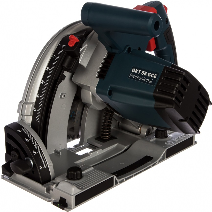 Bosch Professional GKT 55 GCE пила погружная (1400 Вт 165 мм)