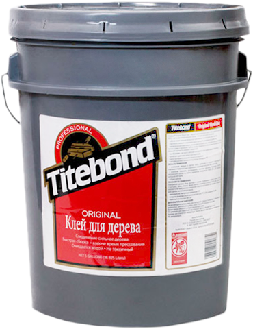 Titebond Franklin International Original Wood Glue оригинальный клей для дерева (18.9 л)