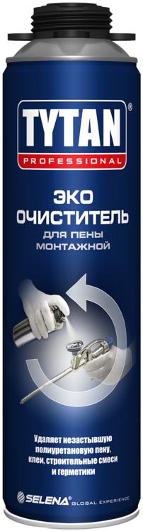 Титан Professional эко очиститель для полиуретановой пены (500 мл)
