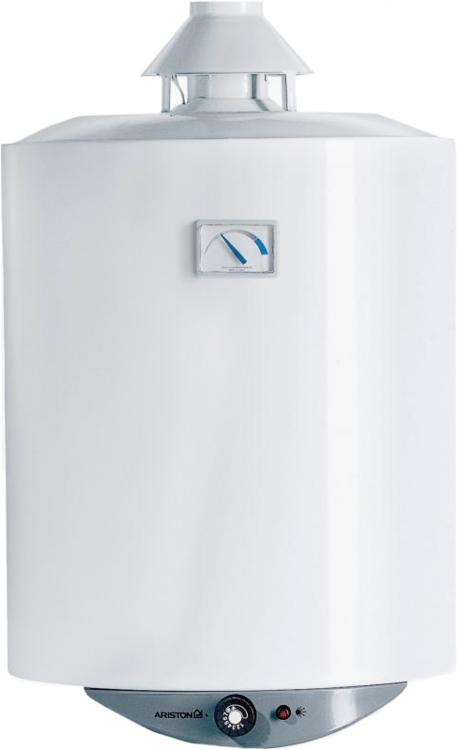 Аристон Super SGA 80 R настенный газовый накопительный водонагреватель