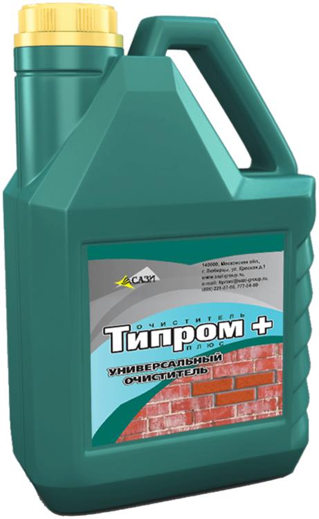 Типром Плюс универсальный очиститель фасадов (5 л)
