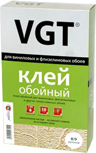 ВГТ клей обойный для виниловых и флизелиновых обоев (300 г)