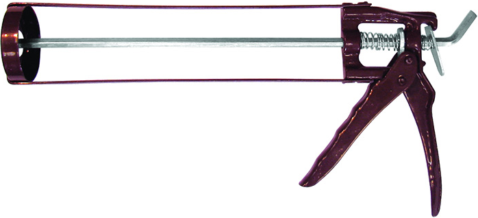 Пистолет для герметика Бибер (310 мл) скелетный