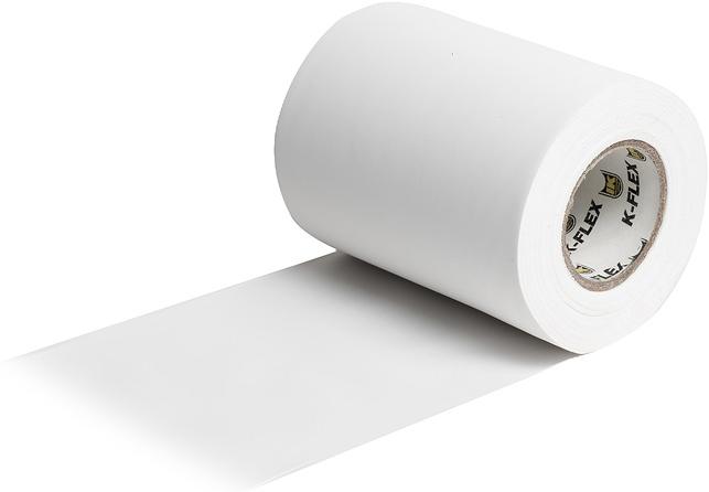 K-Flex лента виниловая без клеевого слоя (100 мм*25 м)