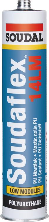 Soudal Soudaflex 14LM полиуретановый герметик (310 мл) белый