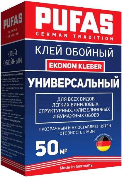 Пуфас Ekonom Kleber клей обойный универсальный (325 г)