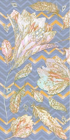 Нефрит-Керамика Этнос Этнос 04-01-1-10-03-65-1224-0 вставка (250 мм*500 мм)