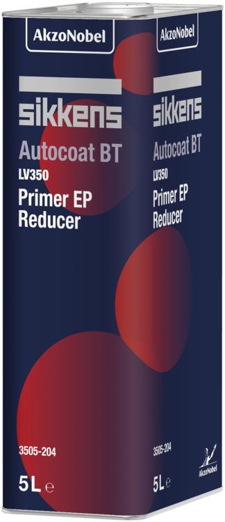 Sikkens Autocoat BT LV 350 Primer EP Reducer универсальный разбавитель (5 л)