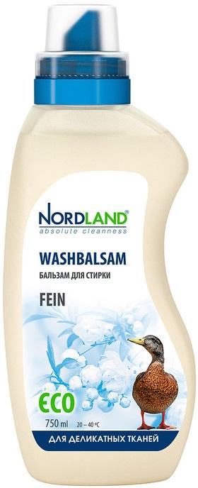 Nordland Fein бальзам для стирки деликатных тканей (750 мл)