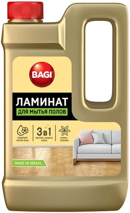 Bagi Ламинат концентрированное средство для мытья полов (550 мл)