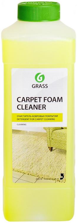 Grass Carpet Foam Cleaner очиститель ковровых покрытий (1 л)