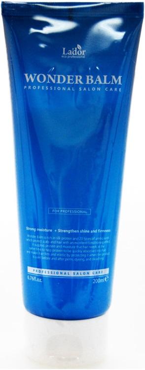 Lador Lador Eco Professional Wonder Balm бальзам для волос увлажняющий протеиновый (200 мл)