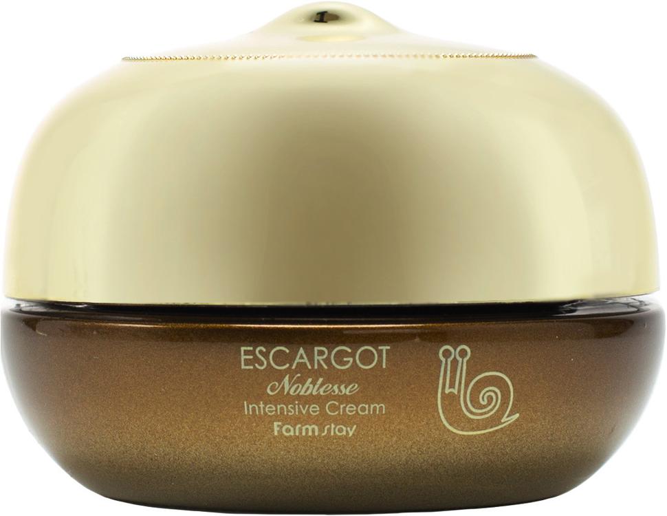 Farmstay Escargot Noblesse Intensive Cream крем против морщин с экстрактом королевской улитки (50 мл)