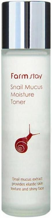 Farmstay Snail Mucus Moisture Toner тоник увлажняющий с экстрактом улитки (150 мл)