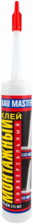 Bau Master Универсальный монтажный клей (310 мл)