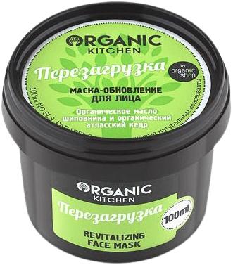 Organic Shop Organic Kitchen Перезагрузка маска-обновление для лица (100 мл)