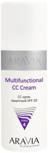 Аравия Professional Multifunctional CC Cream SPF-20 CC крем защитный (150 мл)
