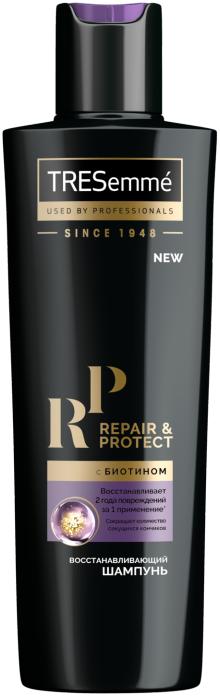 Tresemme Repair & Protect с Биотином шампунь для волос восстанавливающий (400 мл)